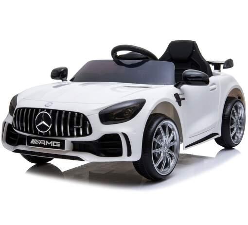 SparkTech Mercedes GT-R AMG biele (1)