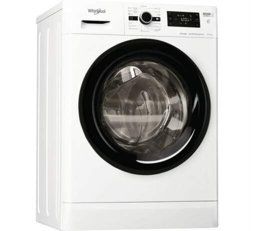 Whirlpool FWDG971682WBVEEN, biela práčka so sušičkou