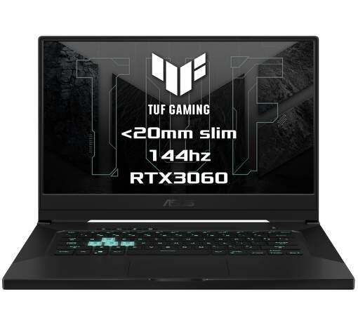 ASUS TUF Gaming Dash F15 FX516PM-HN024T sivý