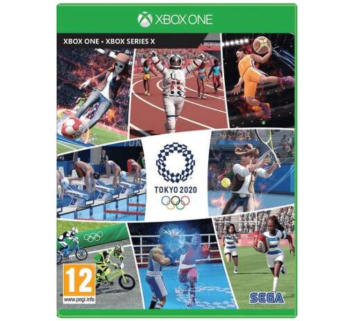 Olympic Games Tokyo 2020 - Xbox One/Series X hra