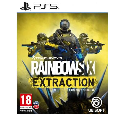Rainbow Six: Extraction - PS5 hra