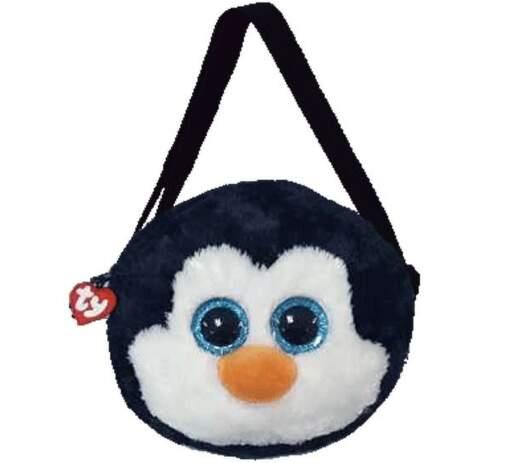 TY 95113 tučniak WADDLES detská taška cez rameno