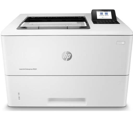 HP LaserJet Enterprise M507dn biela