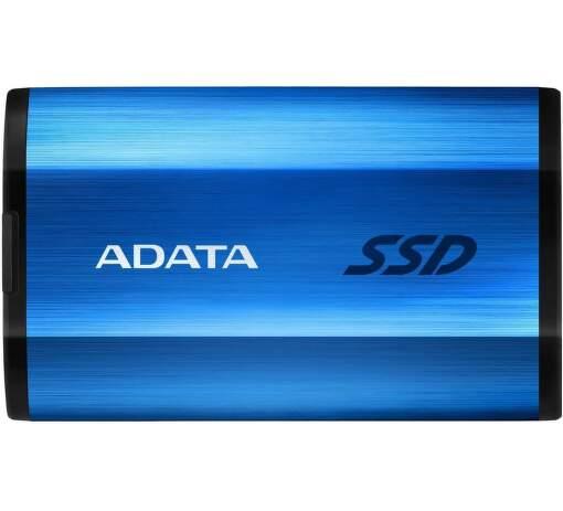 ADATA 512GB USB 3.2 typ (ASE800-512GU32G2-CBL) modrý