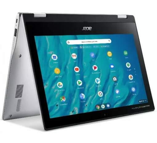 Acer Chromebook Spin 11 CP311-3H-K6L0 SIL (NX.HUVEC.005) strieborný