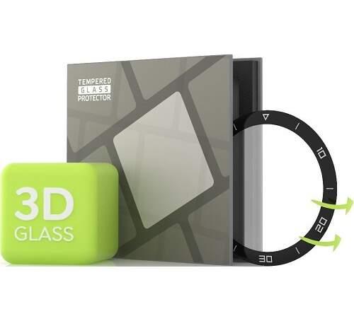 Tempered Glass Protector 3D tvrdené sklo 0,5 mm pre Huawei Watch GT 2e 46 mm čierna