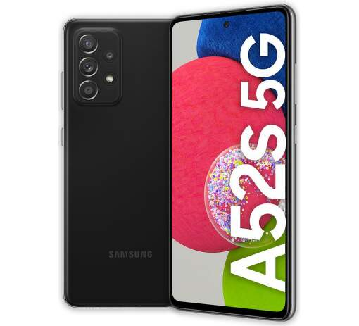 Samsung Galaxy A52s 5G 128GB čierny