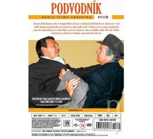 DVD F - Podvodník