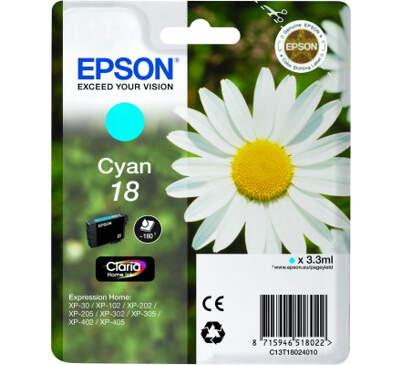 EPSON T18024020 CYAN cartridge Blister