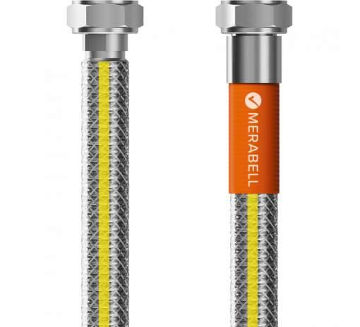 """Merabell Gas Profi G1/2"""" - G1/2"""" 100 cm plynová hadica"""
