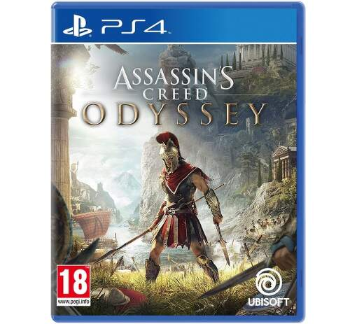Assassin's Creed Odyssey, PS4 hra