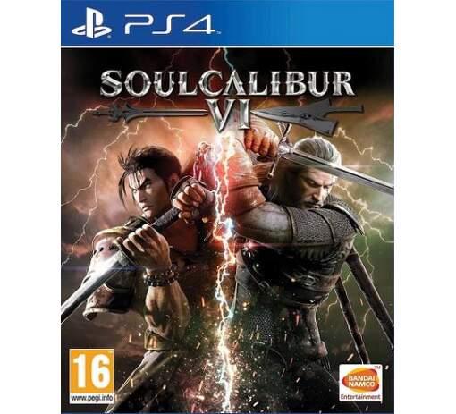 Soulcalibur VI - PS4 hra