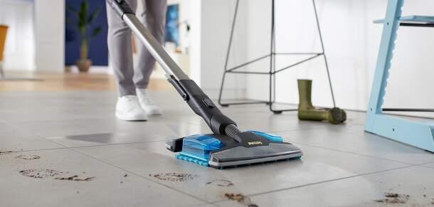 Starostlivosť o podlahy