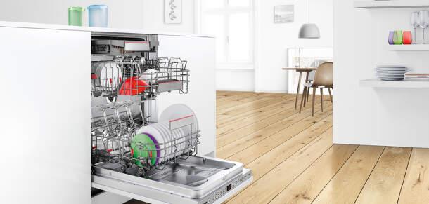 Som umývačka Bosch