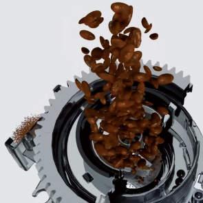 JURA technológie - Mlynček AromaG3 je teraz dvakrát rýchlejší pre intenzívnejšiu arómu