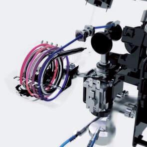 JURA technológie - Inteligentné predhrievanie