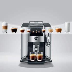 JURA – vždy skvelá káva