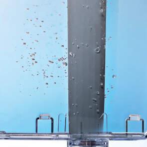 JURA technológie - Inteligentný vodný systém (I.W.S.®) s filtrom CLARIS SMART